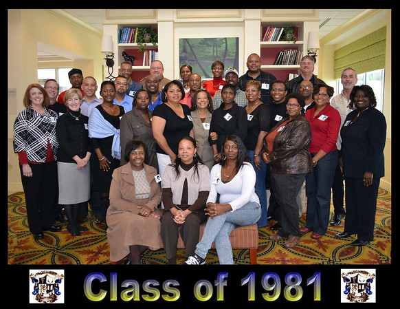 Northampton County East Class of 1981 - 30 year Reunion