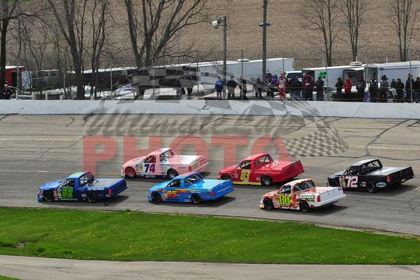 Madison, ASA MT Races, May 1st, 2011