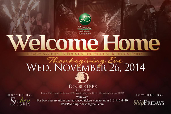 Double Tree (Detroit) 11-26-14 Wednesday