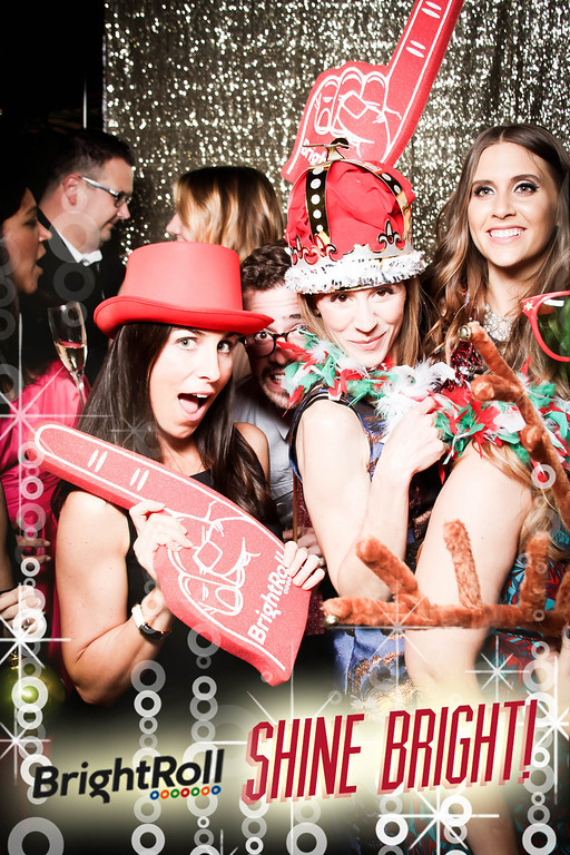 Brightroll Holiday Party 2013 SF