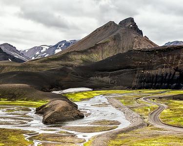 Iceland in summer