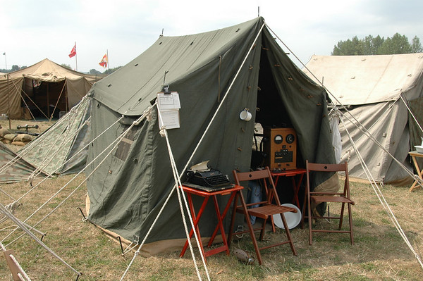 German Tents