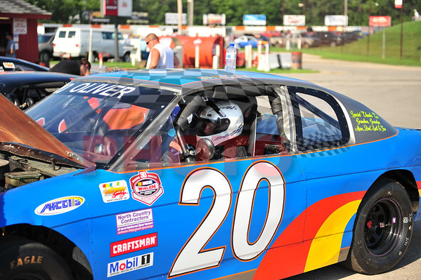 LaCrosse Speedway Races, July 30th, 2011