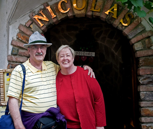 Don and Sue