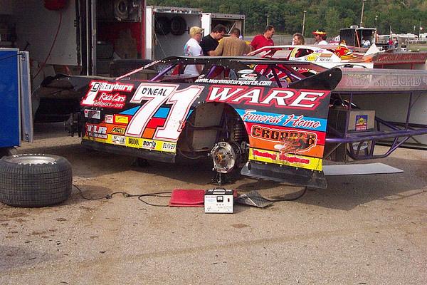 2001 Racing Season