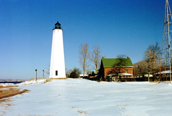 Five Mile Point Light, Connecticut