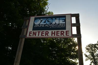 2014 Ozone Zipline Adventures