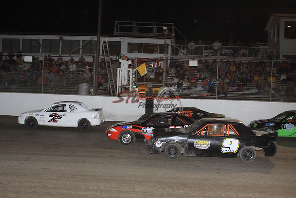 UMP DIRTcar Pro 4 Stocks