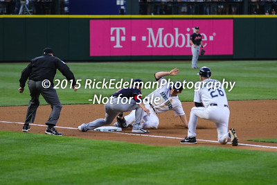 Clevland Indians @ Seattle Mariners