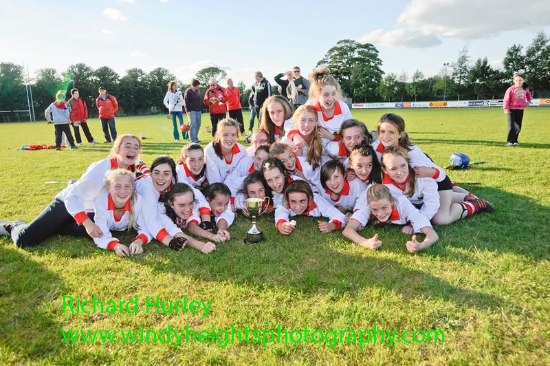 All-Ireland Under 14 Camogie Championship Blitz 2013