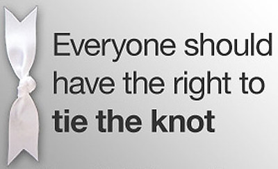 Right to the tie the knot
