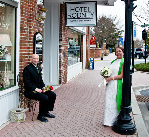 Kelly and Richard - St. Patrick's Day Wedding