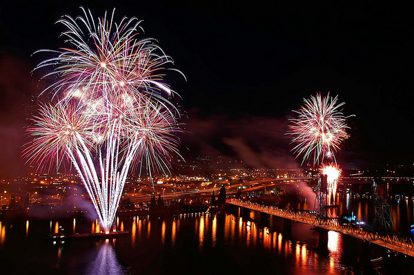 Fourth of July - Portland Oregon