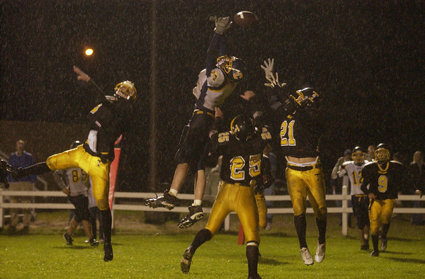 Football: Cadillac vs. TC Central, Sept. 27, 2003