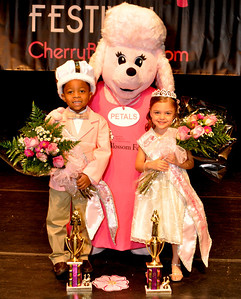 2012 Little Mr. & Miss Pageant
