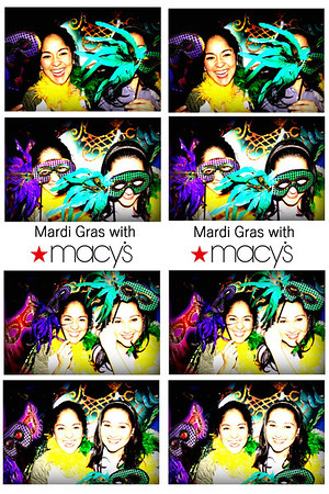 Mardi Gras with Macy's 2.1.14