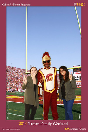 Trojan Family Weekend 2014 - Friday