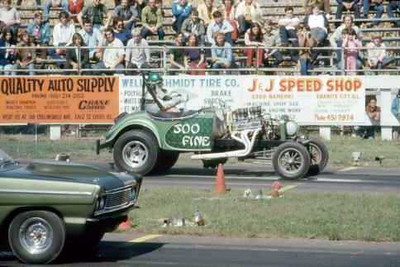 1972 7th Funny Car Championships