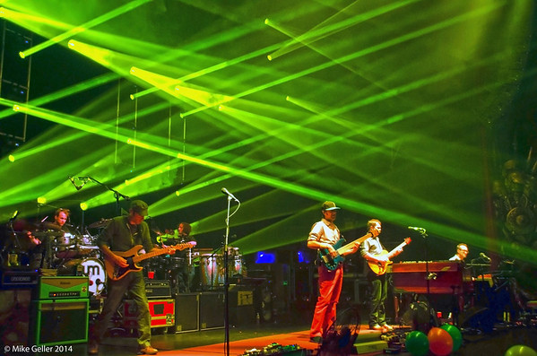 Umphreys at the Beacon 1/18/14