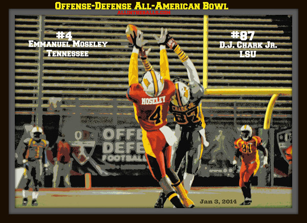 2014 Offense Defense All American Bowl
