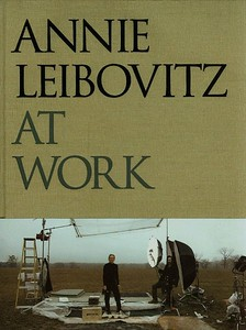 Best Photography Books - Annie Leibovitz at Work