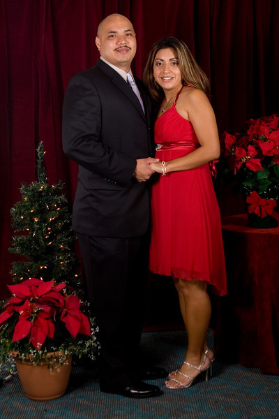 USS Ogden Christmas Party Portraits