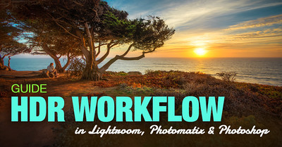 HDR Photography Tutorials - Photomatix Workflow