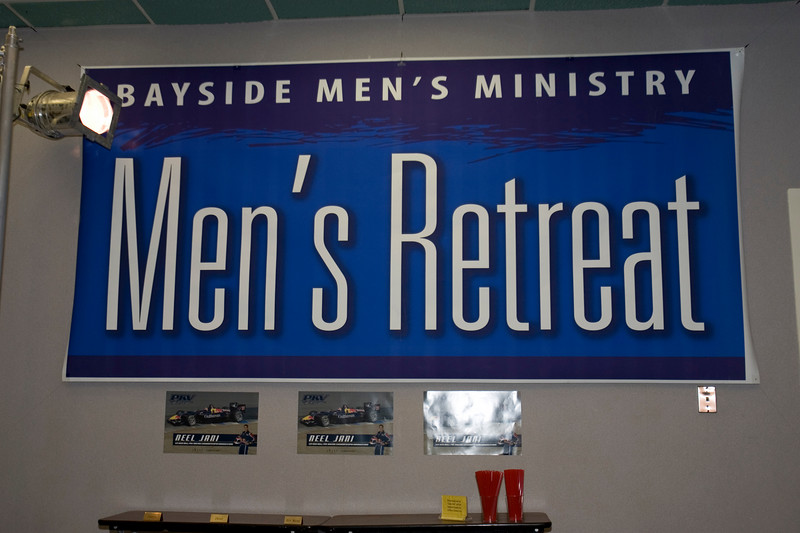 Mens Retreat - September 14-16, 2007