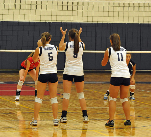 Lionetes Volleyball 2011