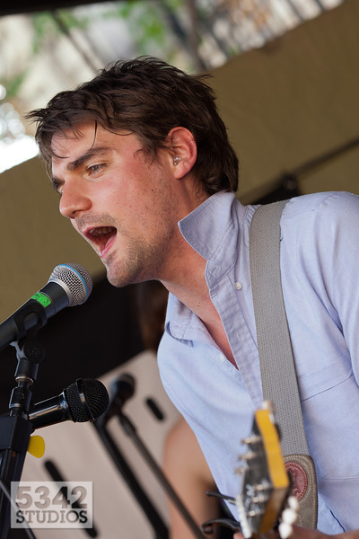 Hey Rosetta at Smoke and Sand SXSW