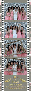 Lien + Stanley Photobooth Photos (May 31st, 2014)