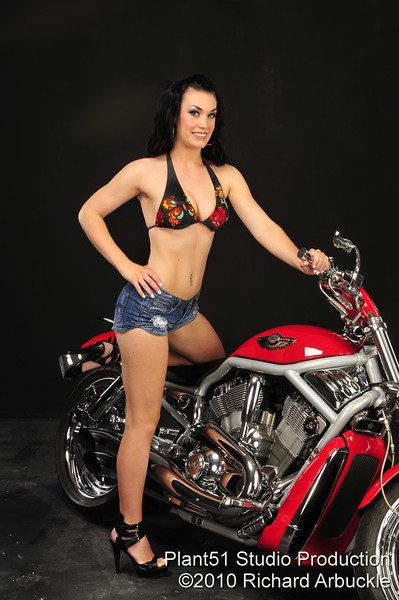 Harley Davidson Shoot 2010