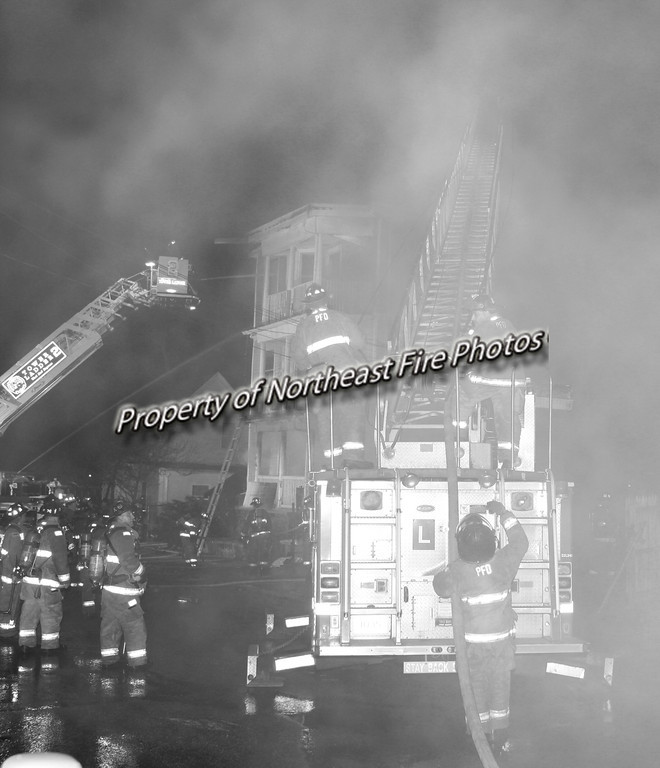 Providence- 3rd Alarm, Plymouth Street- 4/14/14