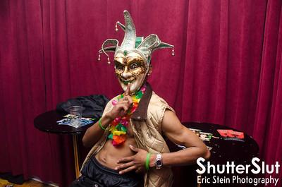 Bootie 1 Mar 2014: Mardi Gras Mashquerade!