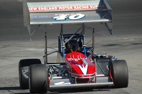 Thompson World Series 2007 Supermodifieds