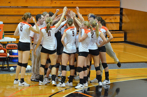 VB vs Campbellsville 9-20-11