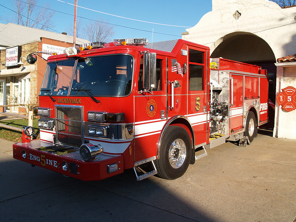 Hackensack, NJ - Engine 5