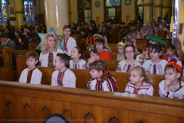 Caroling Together 2013 at St. Nicholas Cathedral