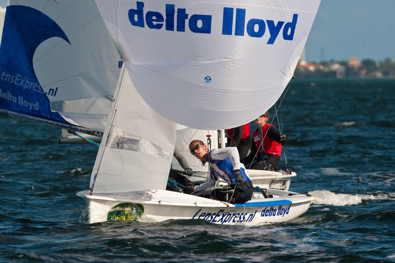 2012 RMOCR - Womens Double Handed Dinghy