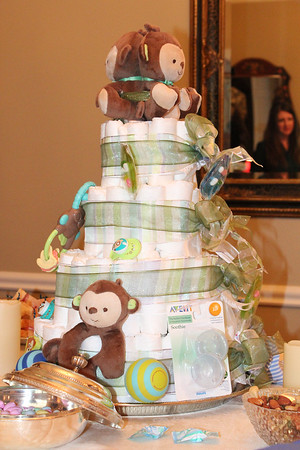 Darcy's Baby Shower