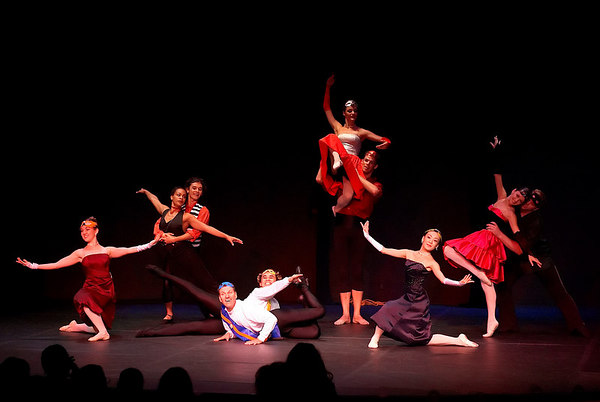 The The Ballet Collective/LA Barnsdall Gallery Theatre 9-06