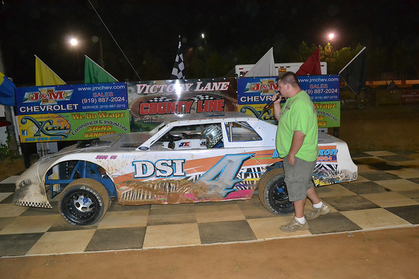 County Line Raceway 6/16/12