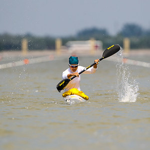 ICF Canoe Kayak Sprint Junior/U23 World Championships Szeged 2014