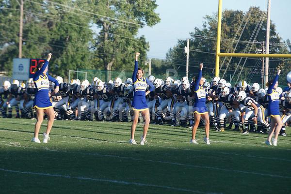Castle Varsity Football 2012-13