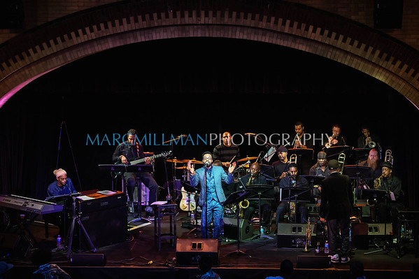 Bilal & The Revive Big Band @ Harlem Stage (Fri 2/21/14)
