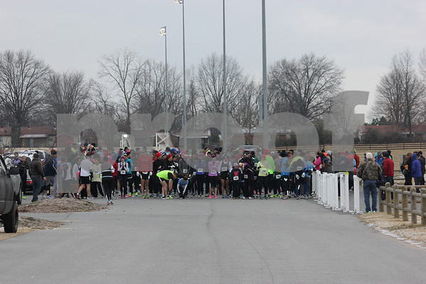 Bentonville Race Series March