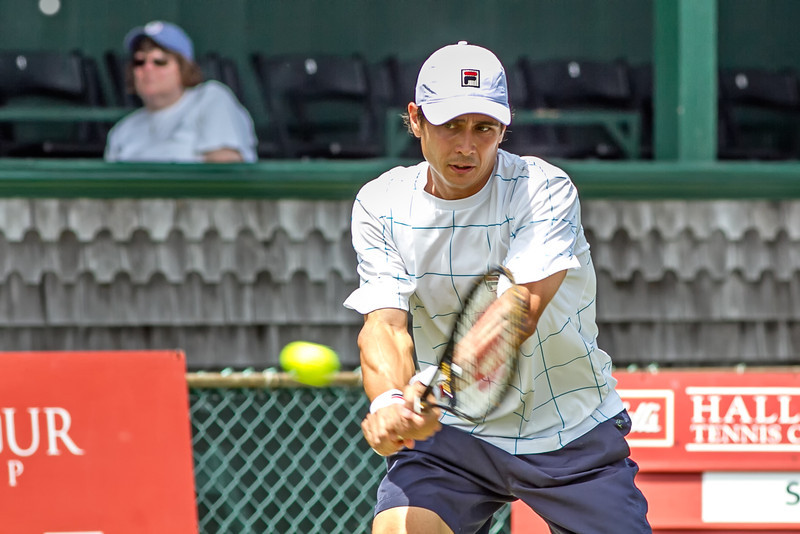 Campbell's Hall of Fame Tennis Championships - July 9, 2012
