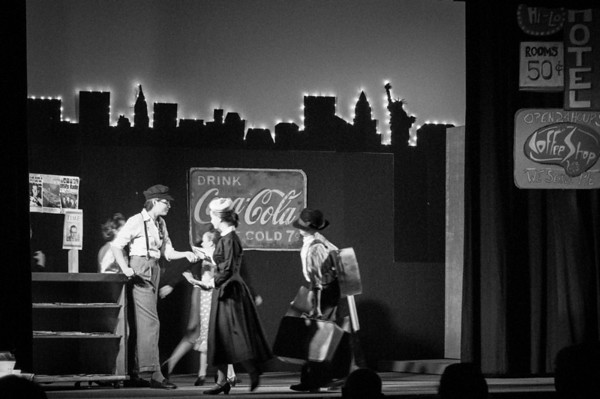 Guys and Dolls OLF 2012