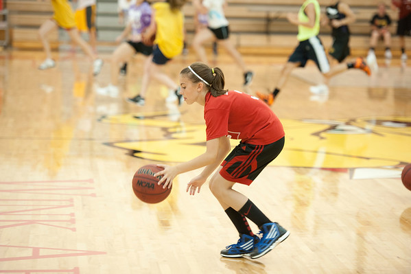 FSU Summer Camp- Girls Basketball 6/28