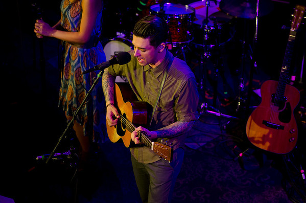 Twin Forks (Chris Carrabba) + Augustana